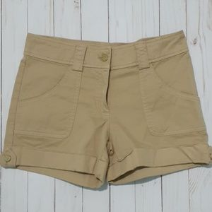 Tory Burch khaki shorts